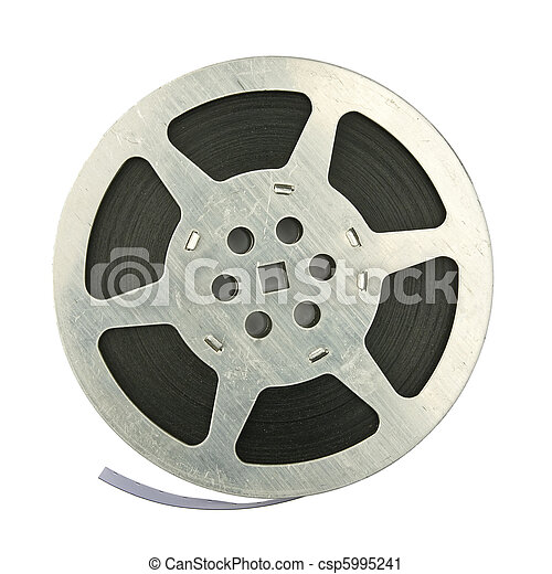 Film reel - csp5995241