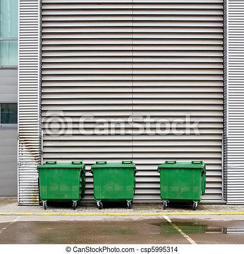 Dumpsters - csp5995314