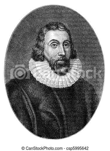 John Winthrop - csp5995642