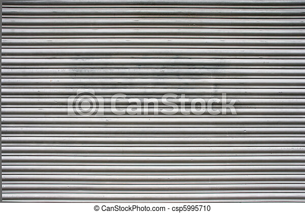 Stock Photography of Garage Door Texture - Steel garage door ...