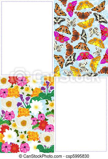 Flora and fauna - csp5995830