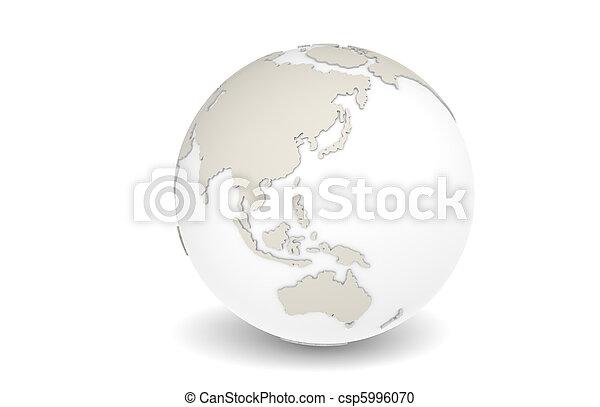 The Globe - csp5996070