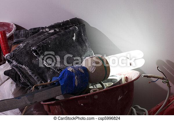 work disorder - csp5996824