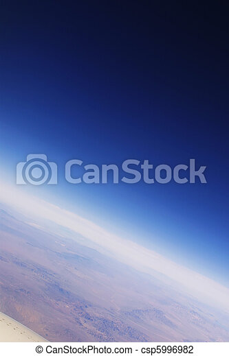 The Earth's Stratosphere - csp5996982