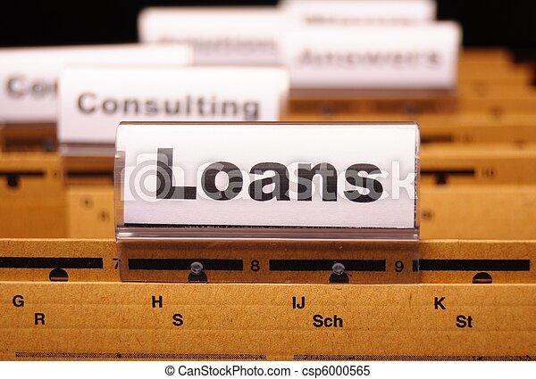 loan - csp6000565