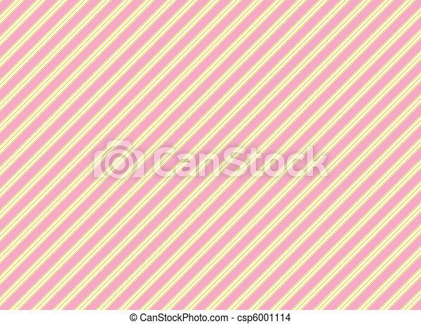 Vector Diagonal Swatch Striped Fabr - csp6001114