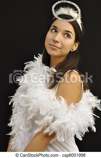 Pin-up angel - csp6001998