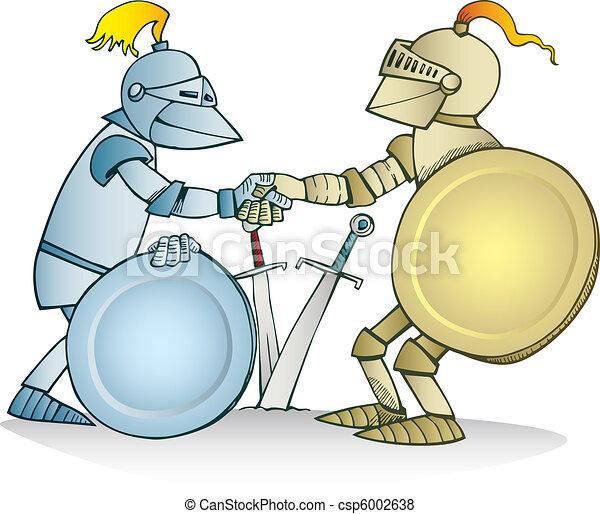 Knights agreement - csp6002638