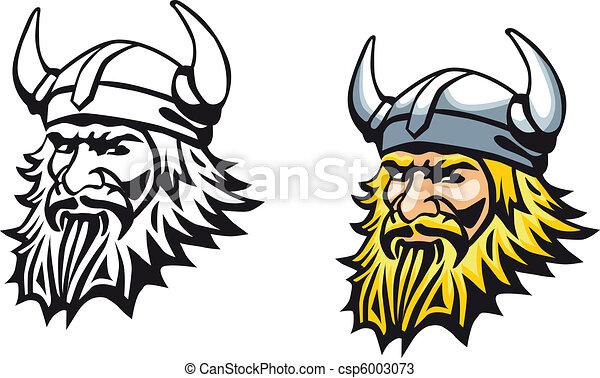 Ancient viking - csp6003073