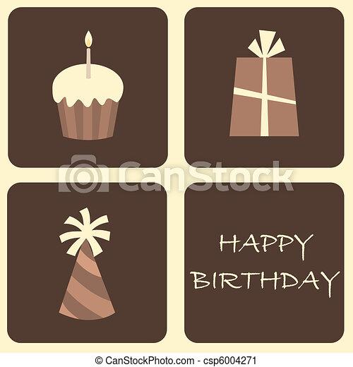 happy birthday - csp6004271