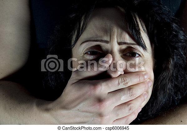 domestic abuse - csp6006945