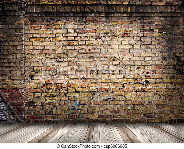 Creative Wooden background. Welcome! More similar images available. - csp6006985