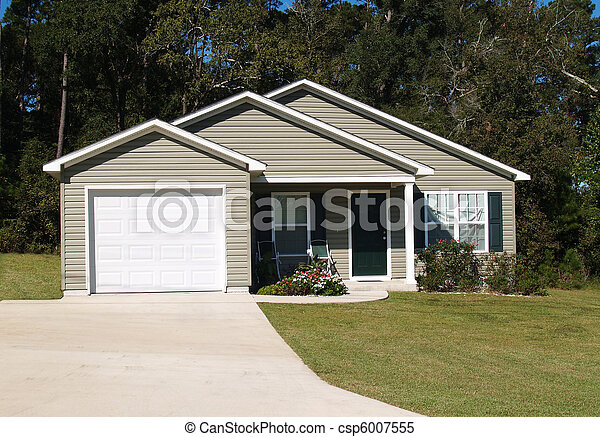 Small Residential Home - csp6007555