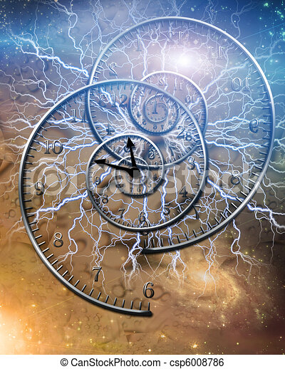 Time Electric - csp6008786