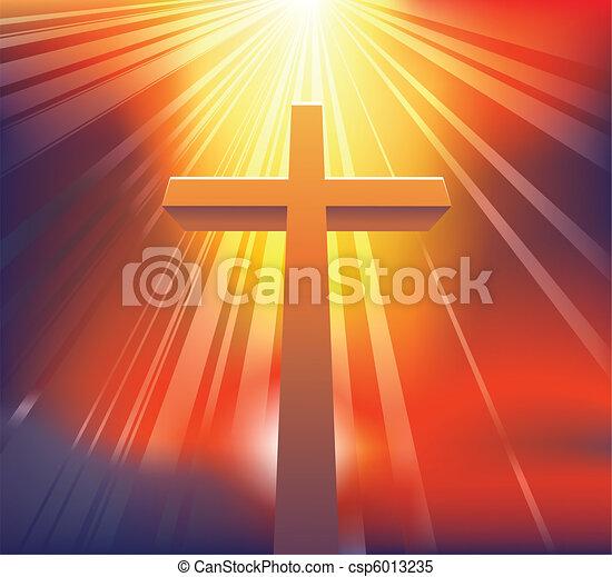 The Cross - csp6013235