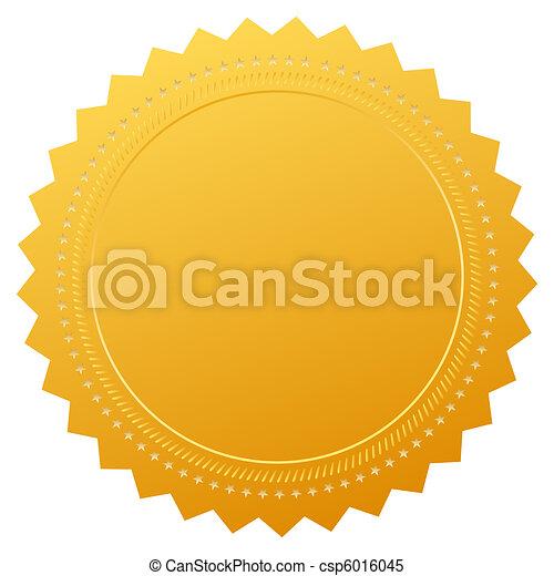Guarantee certificate - csp6016045