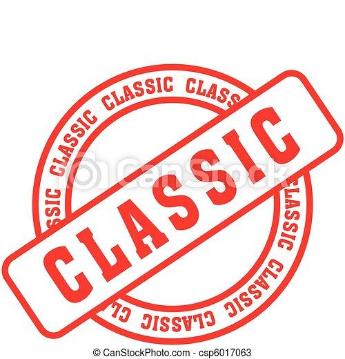Vectors of classic word stamp9 - classic in vector format ...
