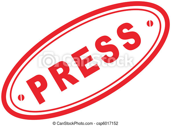 press word stamp9 - csp6017152