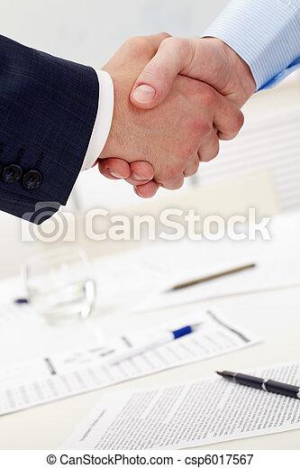 Agreement - csp6017567