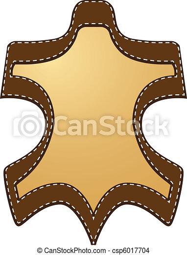 Leather Label - csp6017704