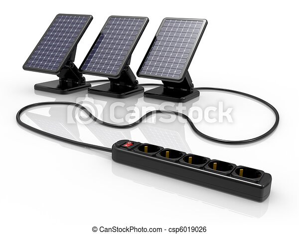 solar battery panel - csp6019026