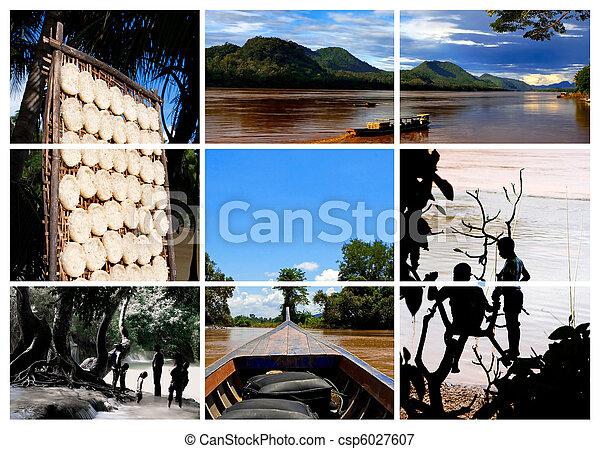 Laos - csp6027607