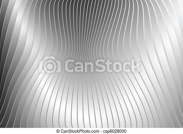 Reflective silver vector background - csp6028000