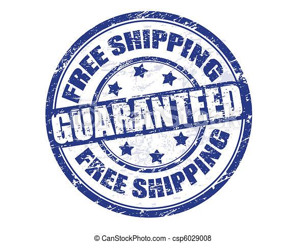free shipping stamp - csp6029008