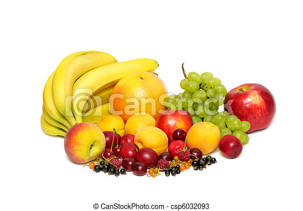 fresh fruits - csp6032093