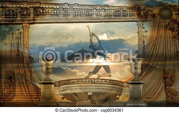 Requiem for a dream - csp6034361