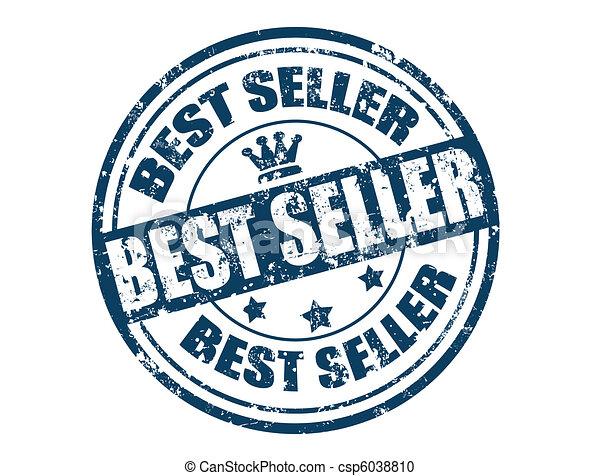 best seller stamp - csp6038810