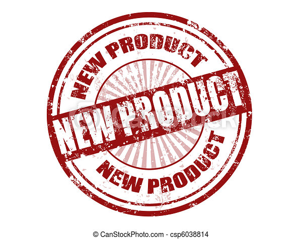 new product stamp - csp6038814