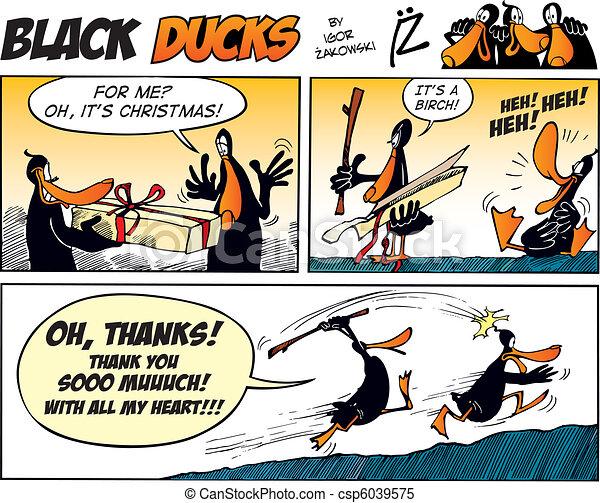 Black Ducks Comics episode 27 - csp6039575