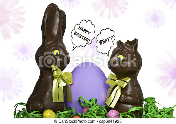 Easter Humor - csp6041925
