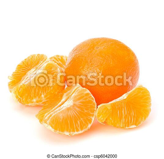 Tangerine - csp6042000