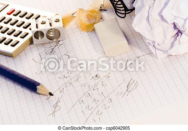 contabilidade - csp6042905