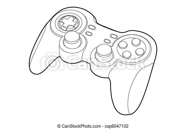 game-pad - csp6047102