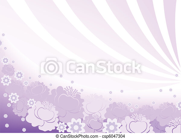horizontal purple background - csp6047304