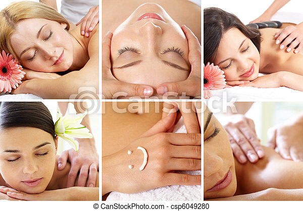 Massage - csp6049280