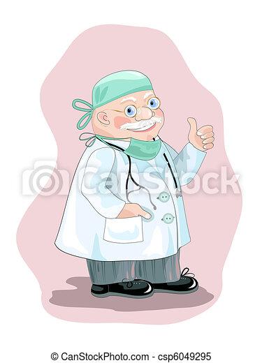 Medicine doctor - csp6049295