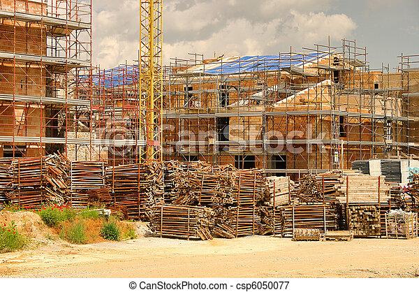 Bilder von baustelle, Baugewerbe, -, Standort, 14 - Baustelle ...