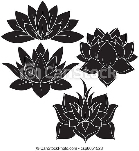 Lotus Set 2 - csp6051523