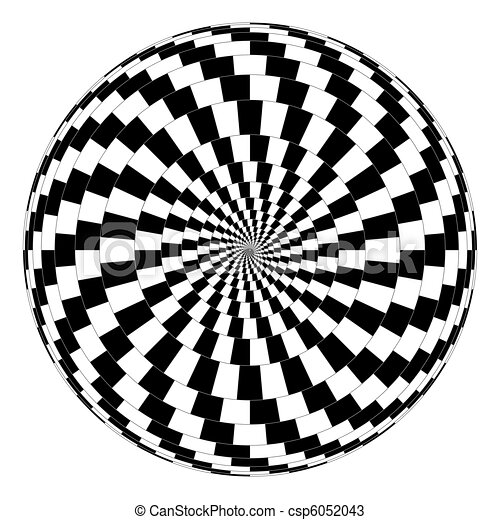 Optical Illusion - csp6052043