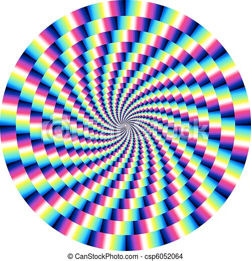 Optical Illusion - csp6052064