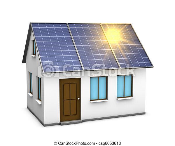 solar energy - csp6053618