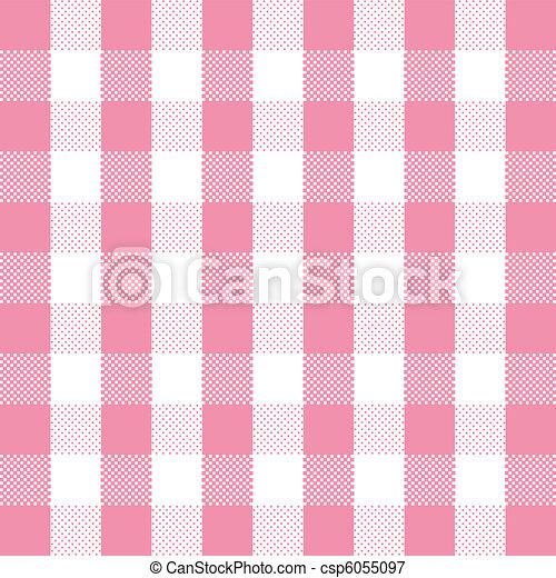 Tablecloth as a backdrop - csp6055097