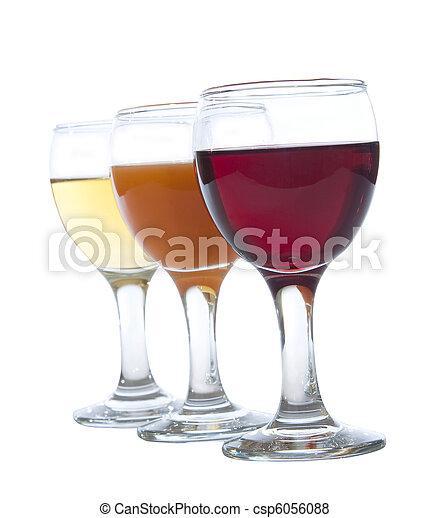 Liquor glasses - csp6056088
