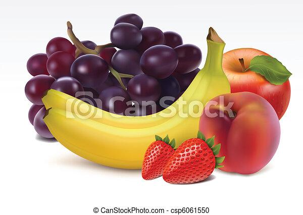 Fruits - csp6061550