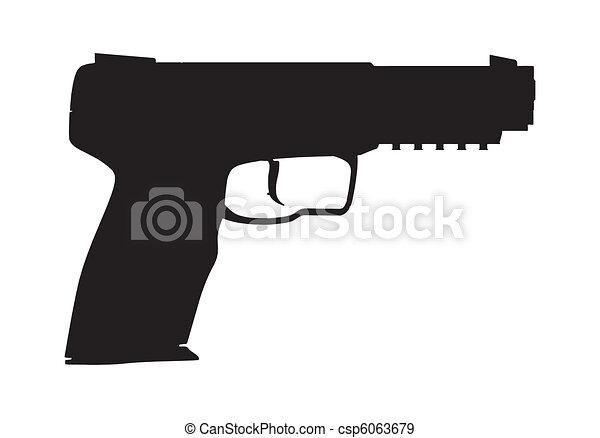 Pistol  - csp6063679