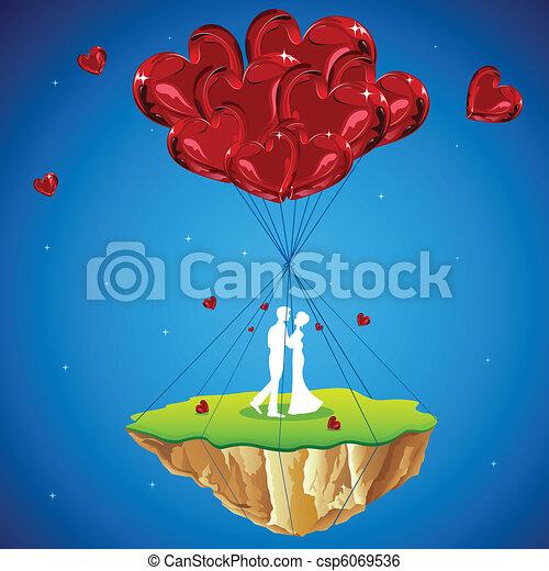 Love Land - csp6069536
